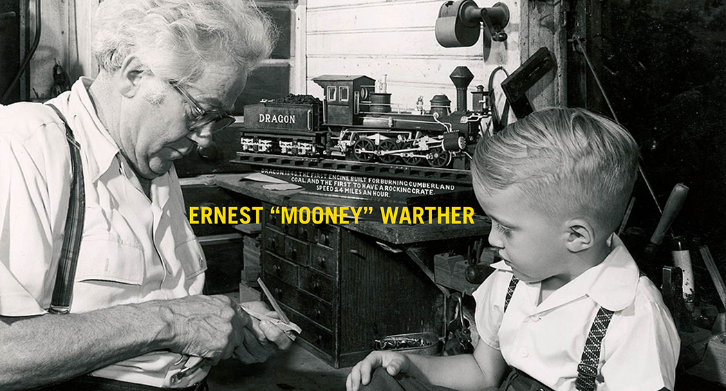Ernest Mooney Warther Makes Wood Pliers