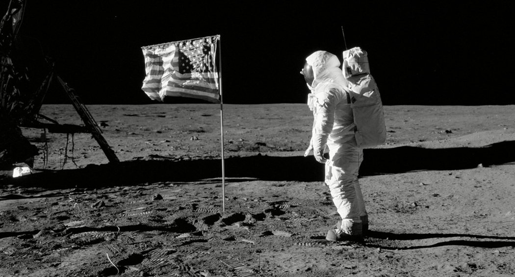 Designer Learns about Big Dreams Because of Moon Landing