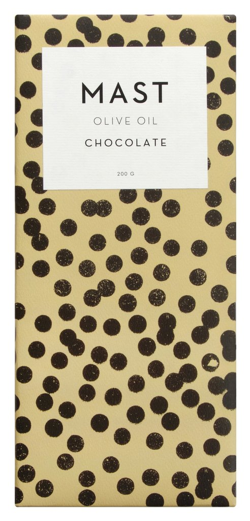 Mast Chocolate Packaging
