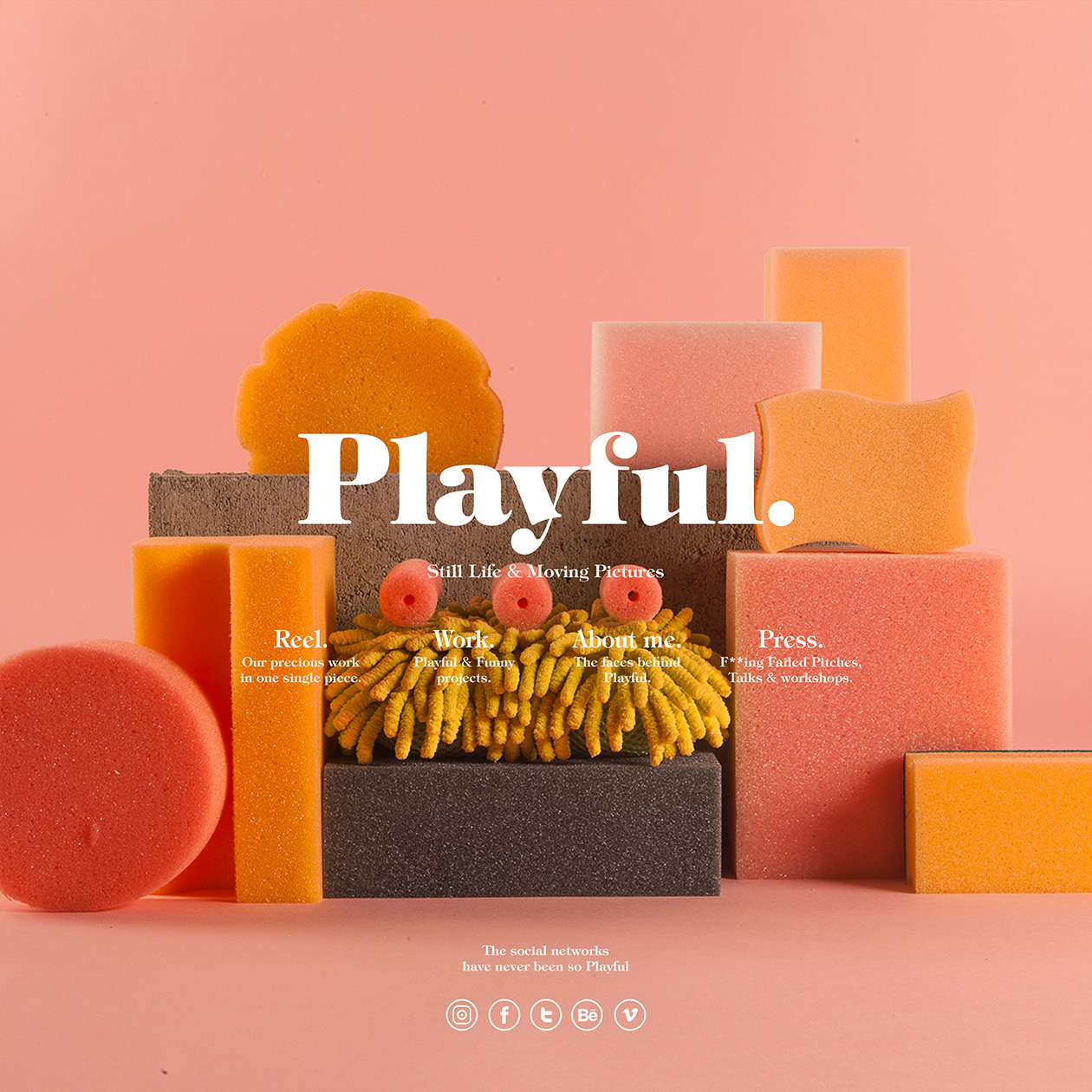 Playful Typeface Example