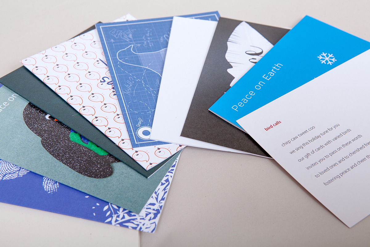 NDI NeigerDesign 2014 Holiday Cards