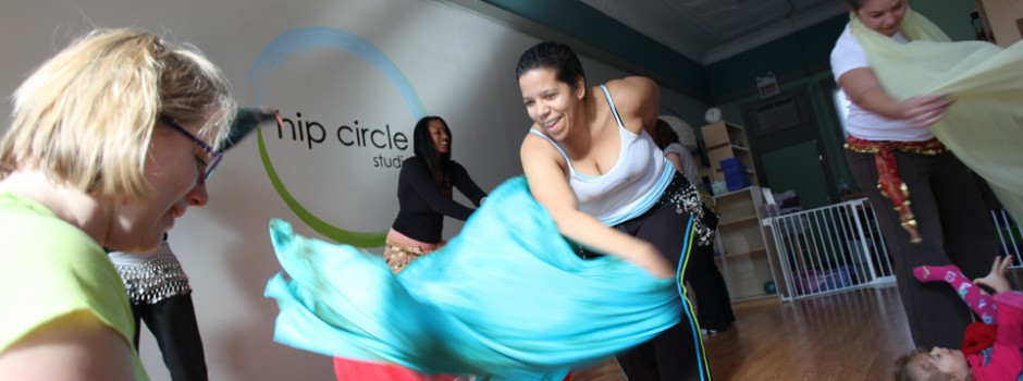 Malik Turley Hip Circle Women-Owned Business Evanston