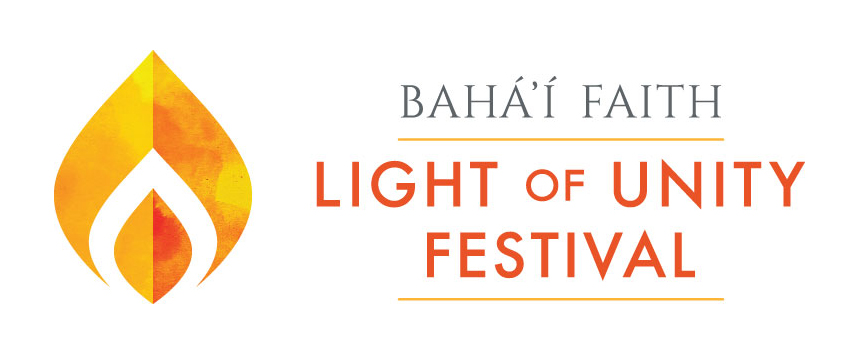 Baha'i Light of Unity logo branding by NeigerDesign