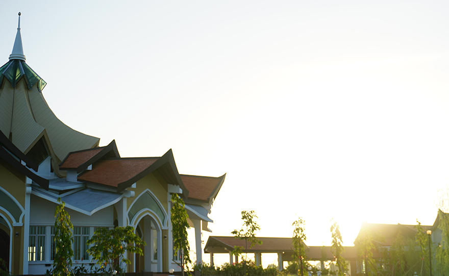 Baha'i National Temple in Cambodia