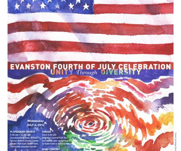 NeigerDesign Celebrates the 4th of July With The City of Evanston