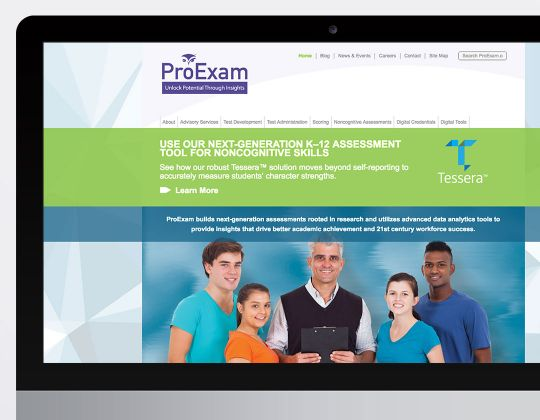ProExam Website