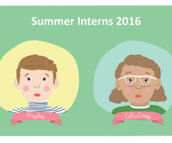 Meet NeigerDesign's Summer Interns