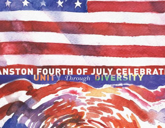 Evanston 4th of July Posters