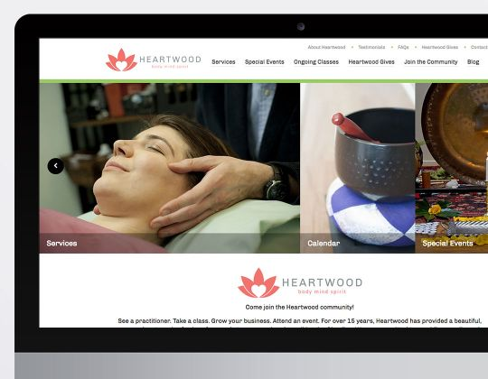 Heartwood Website
