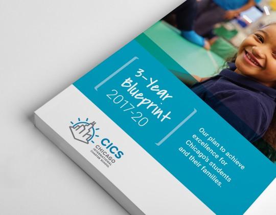 CICS Brandmark, Logo packs and Collateral