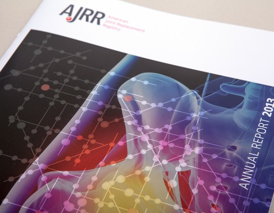 American Joint Replacement Registry - 2013 Annual Report