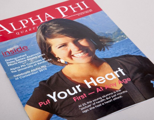 Alpha Phi Quarterly