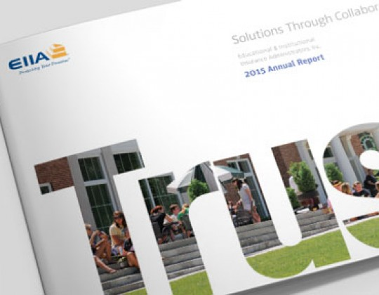 Educational and Institutional Insurance Administrators, Inc. - 2015 Annual Report