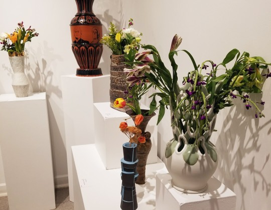 Lillstreet Art Center Gallery Openings