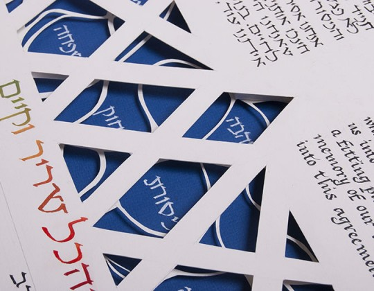 The Art of The Ketubah