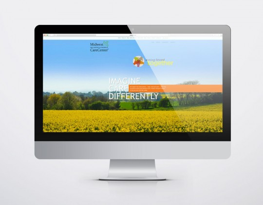 Midwest Care Center Website