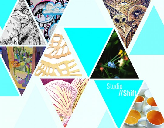Second Annual Studio//Shift Gallery Show for Open Studios Evanston