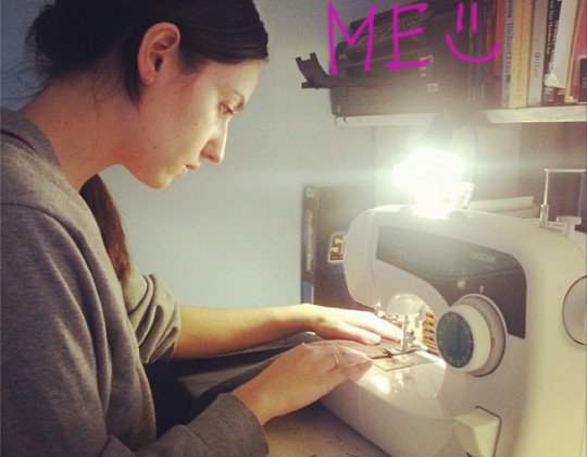 Nevena, Our Designer Fashionista
