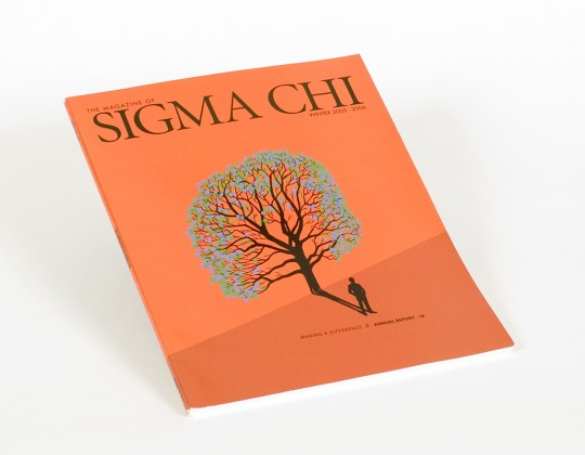 Sigma Chi Annual Report