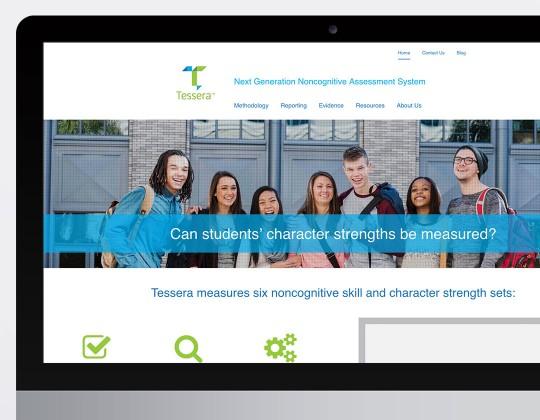 Tessera Website