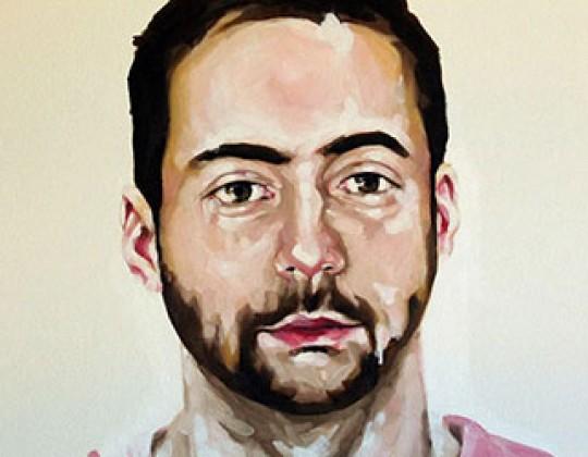 Portraits Examine Public vs. Private