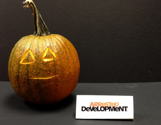 2013 Halloween Pumpkin Contest