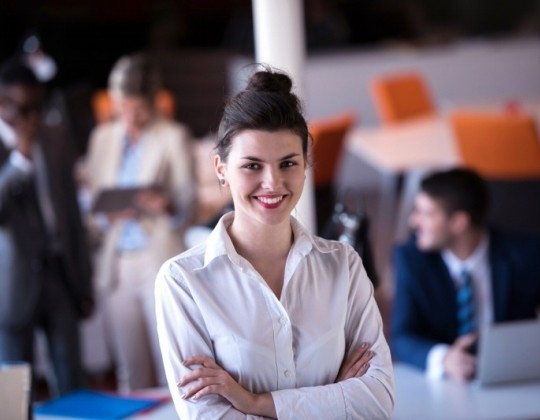 8 Traits of Successful Female Business Owners