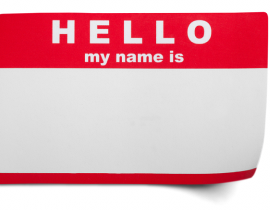 Names Matter: How to Choose a Great Brand or Product Name