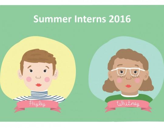 Meet NeigerDesign's Summer Interns