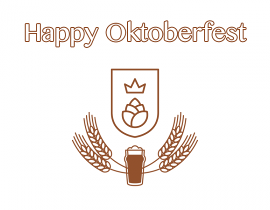 Inspired and Thirsty Just in Time for Oktoberfest
