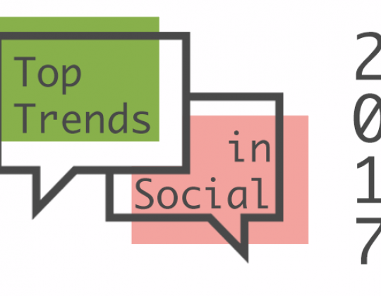 Top Social Media Insights You'll Need in 2017