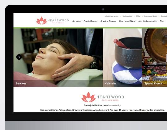 Heartwood Website
